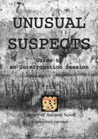 Unusual Suspects. Redesigned