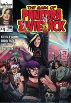 The Saga of Pandora Zwieback Annual #1