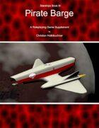 Starships Book IO : Pirate Barge