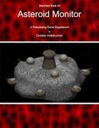 Starships Book IOI : Asteroid Monitor