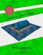 Battlemap : Airship Hangar