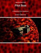 Starships Book I0II0I : Pilot Boat