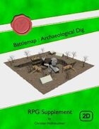 Battlemap : Archaeological Dig