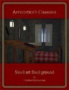 Apprentice's Chamber : Stockart Background