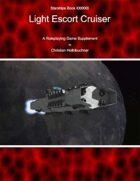 Starships Book I00000I : Light Escort Cruiser