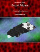 Starships Book I0000I0 : Escort Frigate