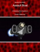 Starships Book I0000II : Assault Boat