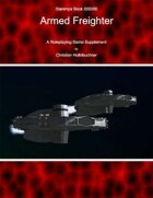Starships Book I000I00 : Armed Freighter