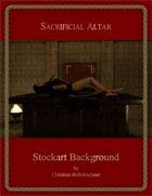 Sacrifical Altar : Stockart Background