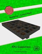 Battlemap : Cubicle Maze