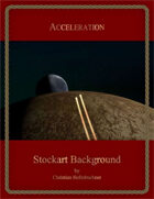 Acceleration : Stockart Background