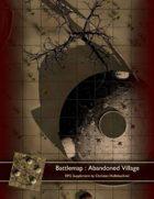 Battlemap : Abandoned Village