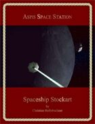 Aspis Space Station : Spaceship Stockart