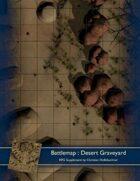 Battlemap : Desert Graveyard
