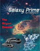 Galaxy Prime - The Gilgari Dossier