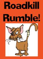 ROADKILL RUMBLE Card Game - Rule Sheet