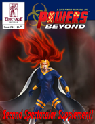 Powers Beyond - The Second Spectacular Supplement