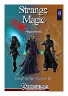 Strange Magic Items - Truenaming