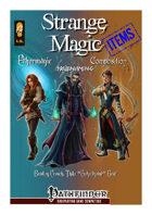 Strange Magic Items