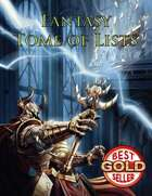 Fantasy Tome of Lists (2nd Edition)