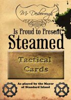 STEAMED: Tactical Cards