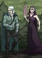 Zelart 042: Elven Pair (Scholarship Winner 2013)