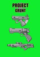 PROJECT: Grunt
