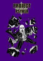 PROJECT: Psyker