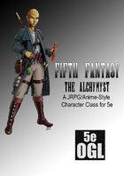 Fifth Fantasy - The Alchymyst