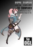 Fifth Fantasy: The Chronomancer