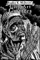 Clipart Critters 458  -Frankensteins Monster