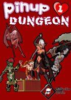 Pinup Dungeon 1 - Dark Elf, Grick, Mimic, Goblin, Mephit