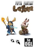 Fifth Fantasy: The Lepuna