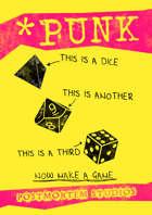 *Punk - A Retroclone RPG System