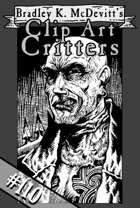 Clipart Critters 110 - Pierced Thug