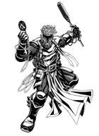 Tobyart 009 - Wrathful War Priest
