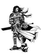 Tobyart 010 - Scholarly Warrior