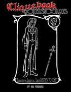 Cliquebook: Gothistocrats
