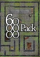 6-Pack Adventures: Black Rock Bandits [4e]