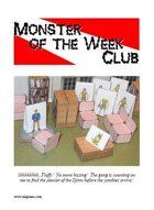 Monster of the Week Club