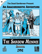 The Shadow Menace Pathfinder Adventure