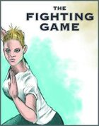 The Fighting Game Free Art