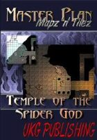 Mapz 'n' Tilez: Temple of the Spider God