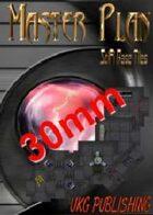 Master Plan: SciFi Base Tiles: 30mm