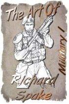 Art by Richard Spake - Military 1