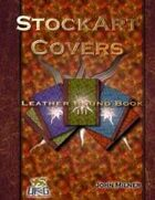 StockArt Covers: Leather Bound Book III