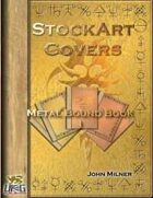 StockArt  Covers: Metal Bound Book I