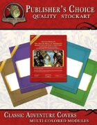 Publisher's Choice - Classic Adventure Covers (Multi-Colored Modules)