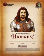 Amazing Races: Humans!