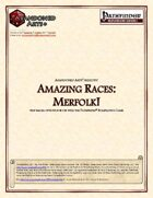 Amazing Races: Merfolk!